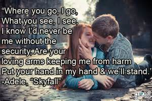 Popular Love Song Quotes by Love Song Lyrics Quotes
