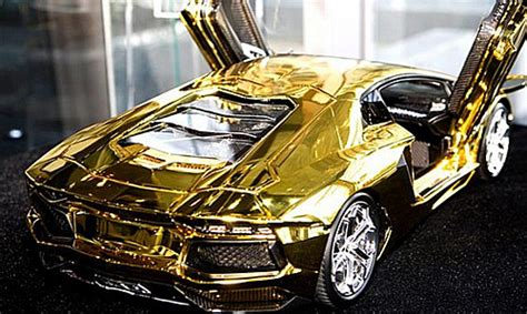 lamborghini gold and diamonds gold and lamborghini