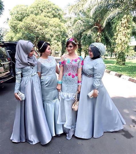 Setelan Kebaya Elnira Lengan Pendek New Pinnk model baju gamis apexwallpapers