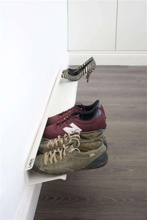 Modern Shoe Shelf by 25 Best Ideas About Wall Mounted Shoe Rack On