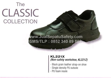 Sepatu Safety Shoes Krisbow new 39 safety shoes krisbow safety shoes