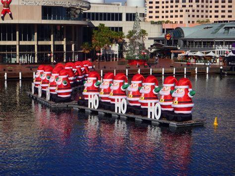 restaurants open in darling harbour on christmas eve santa at harbour sydney