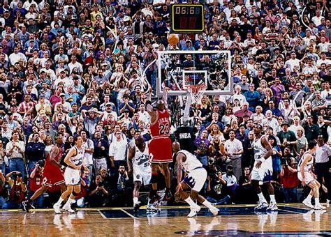 michael jordan 1998 nba finals enduring frames frame 1 michael jordan s last shot