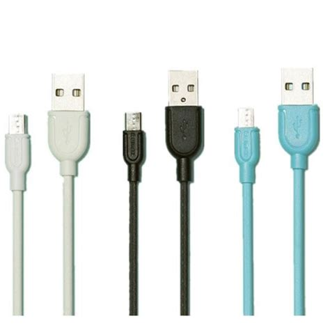 Remax Souffle Usb Cable For Smartphone remax souffle usb to microusb cable