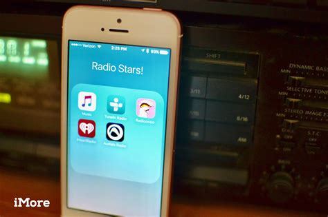 best apps for iphone best radio apps for iphone imore