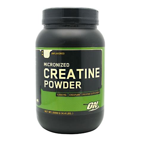 creatine 5 weeks vitaminlife creatine powder