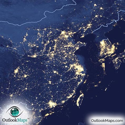 world map city lights world map at nasa satellite view of city lights