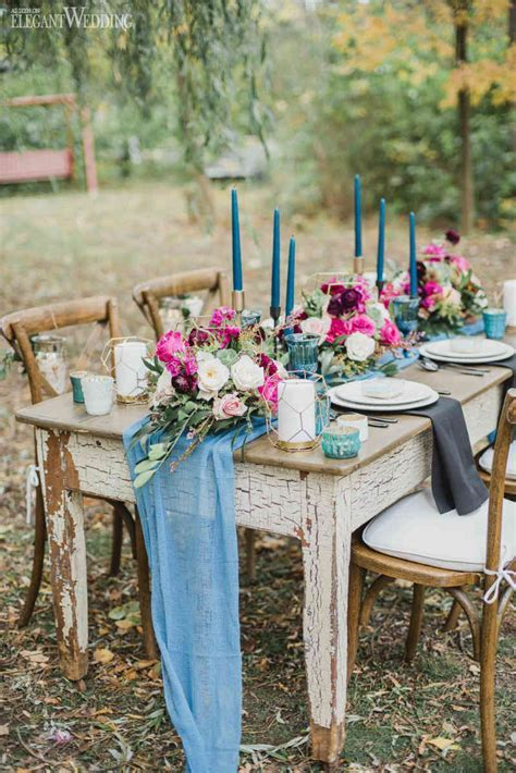 Rustic Elegance Wedding Theme   ElegantWedding.ca