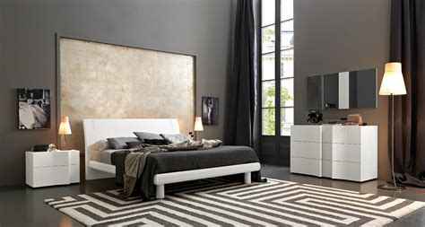 Black And White Bedrooms A Symbol Of Comfort That Is Elegant White Bedroom Black Furniture