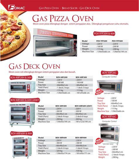 Barang Oven Roti oven roti jual oven roti murah bergaransi distributor