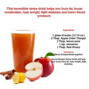 the original apple cinnamon water classic detox water