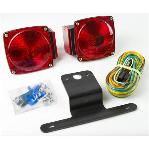 shop reese towpower submersible trailer light kit