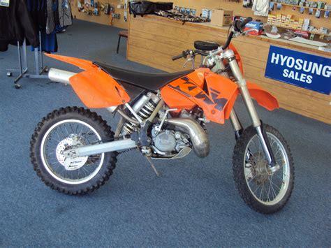 2003 Ktm 200 Exc Specs 2003 Ktm 200 Exc Wide Ratio Great Woods Bike