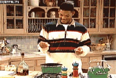 cooking gif will smith cooking gif find share on giphy