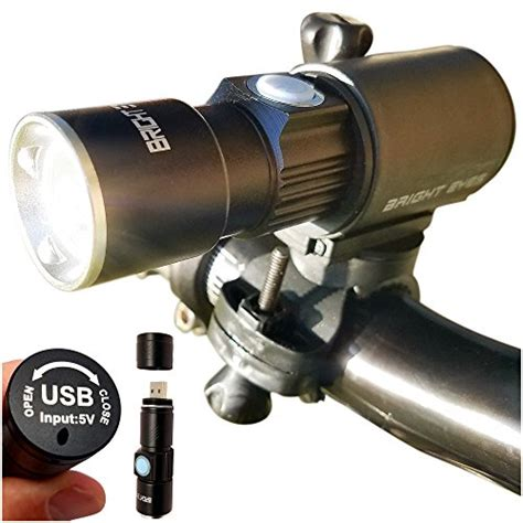 bright eyes bike light charger bright eyes 300 lumen usb rechargeable water resistant