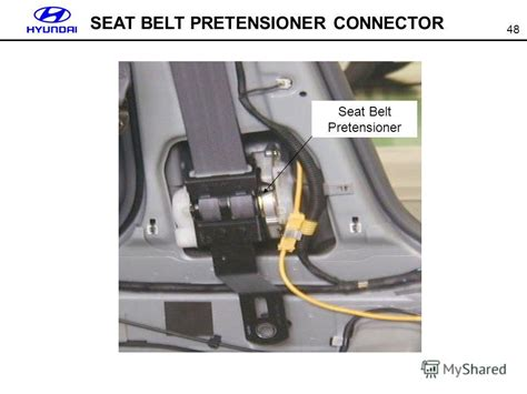 seat belt tensioner resistance high quot published by hyundai motor company