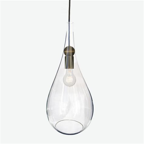 teardrop glass pendant light 301 moved permanently
