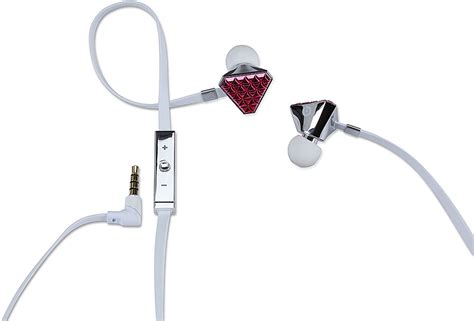 Sale Ladygaga Earphone With Microphone gaga heartbeats in ear headphones from 174 with controltalk remote and