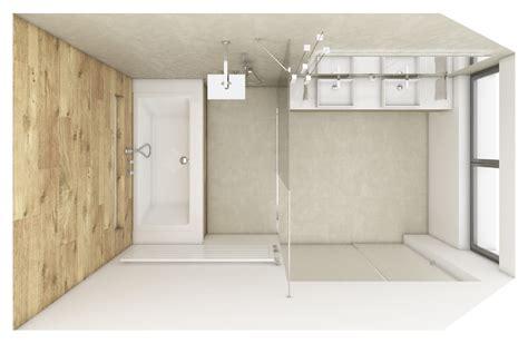 badezimmer grundriss modernes badezimmer sand perfecto design