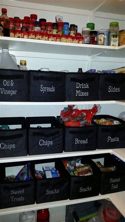 How To Organize Your Pantry by How To Organize Your Pantry 35 Easy And Smart Ideas