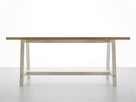 tavolo fratino moderno tavolo da pranzo rettangolare in legno new fratino by