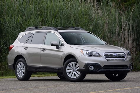 2015 subaru outback modified 2015 subaru outback review photo gallery autoblog