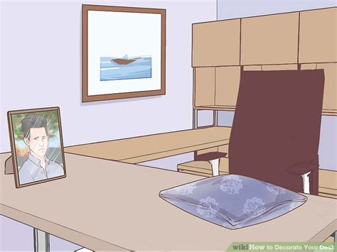 ways to decorate your desk 5 ways to decorate your desk wikihow