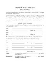 Letter Of Agreement Template Uk Sle Letter Of Termination Of Tenancy Agreement By