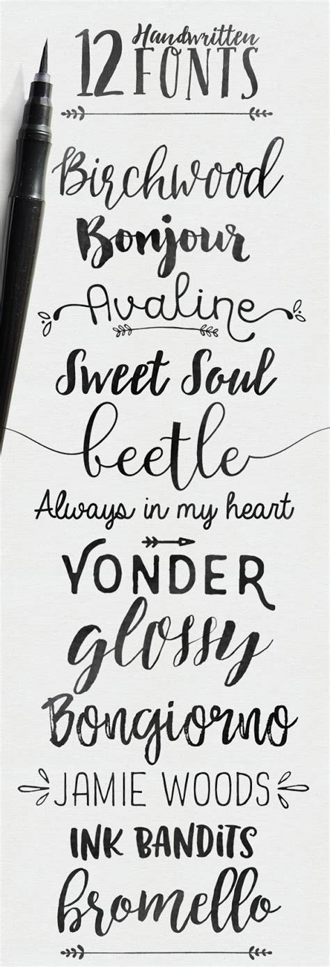 the 25 best hand lettering lettering fonts letters free sle letters