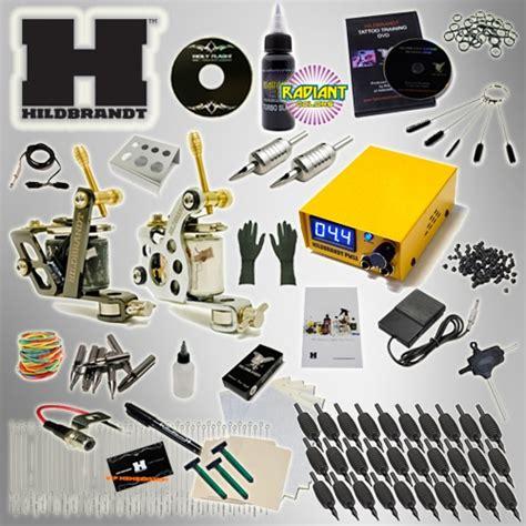 tattoo kits hilldbrandt com complete tattoo kit hildbrandt trainer tattoo machine gun
