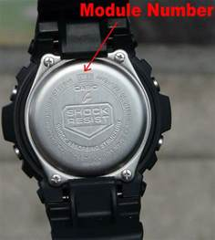 Shock Numbers Casio G Shock Illuminator Manual