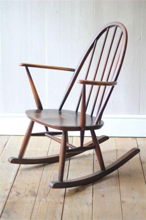 Used Rocking Chairs For Nursery 17 Best Ideas About Vintage Rocking Chair On Pinterest Rocking Chairs Refinished Chairs And