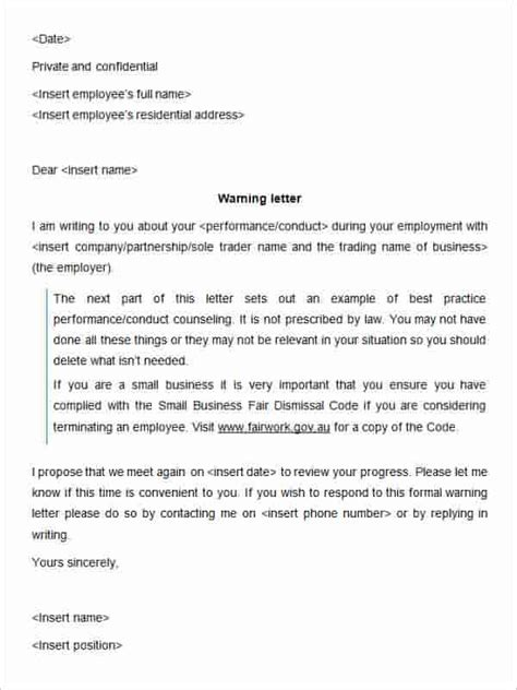 hr warning letters   apple pages google