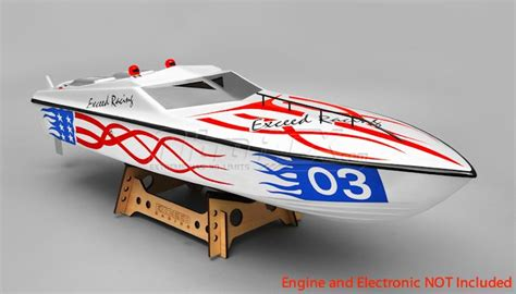 rc racing boats gas powered exceed racing fiberglass eagle 1300 gs260 gas powered