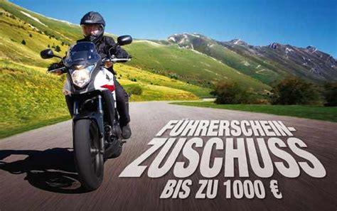 Motorrad Honda Magdeburg by Bis Zu 1000 F 252 Hrerscheinzuschuss Honda Motorradhaus