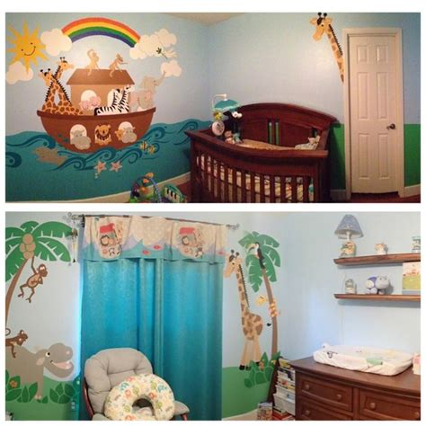 noah s ark baby room best 25 noahs ark nursery ideas on