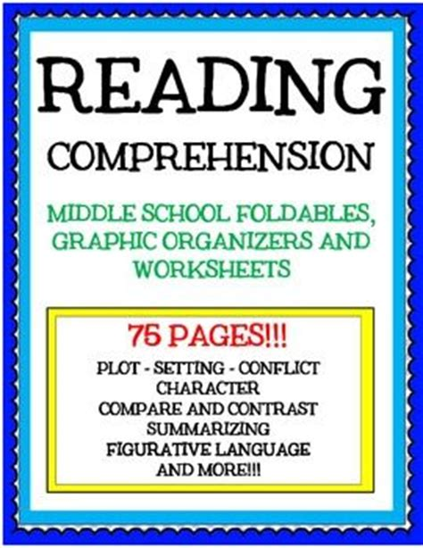 printable reading games for middle school comprehension worksheets for middle school lesupercoin