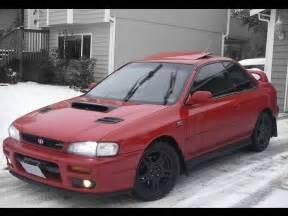 1998 Subaru Impreza Coupe 1998 Subaru Impreza Pictures Cargurus