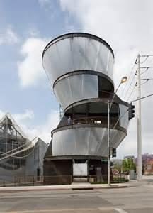 designers architects samitaur tower design by eric owen moss architecture interior design ideas and online