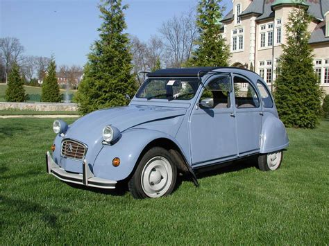 citroen 2cv 1987 citroen 2cv for sale 1890855 hemmings motor