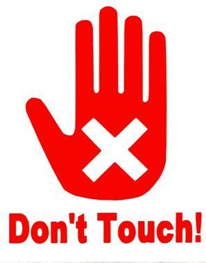 Don T | don t touch auto design tech