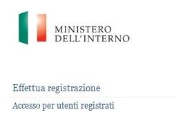 interno it registrazione controllo pratica di cittadinanza cittadinanza