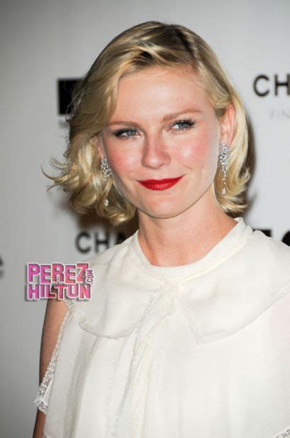 Ignorant Of The Day Kirsten Dunst by Kirsten Dunst Quotes Quotesgram