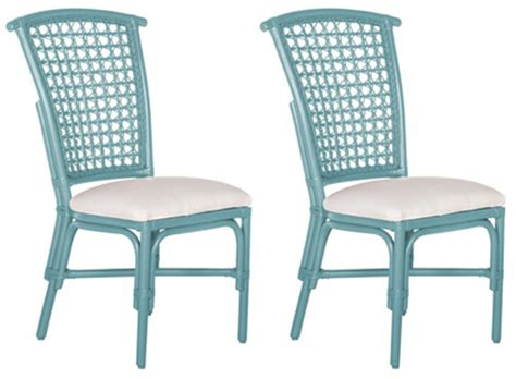light blue lilly side chairs everything turquoise