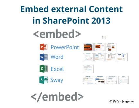 website tutorial embedded sharepoint tutorial lesson 60 embed microsoft content