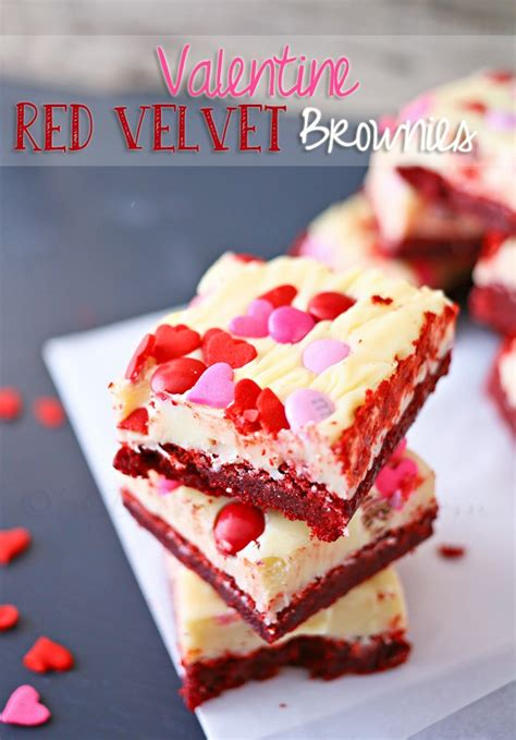 valentines day brownie 30 delectable valentines day treats healthy easy
