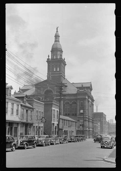 Stunning Gallery Of Major Iowa Cities In 1940
