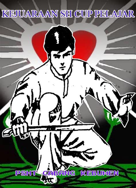 Sabuk Silat Sabuk Ipsi Untuk Pertandingan kejuaraan pencak silat pelajar psht cabang kebumen tahun 2011 persaudaraan setia hati terate