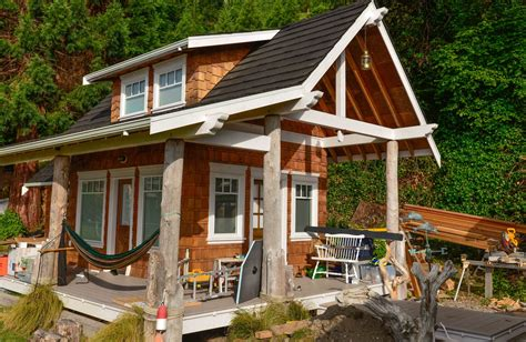 tiny house blog tiny house tour the shelter blog