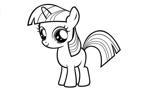 imagenes para pintar my little pony my little pony para colorear e imprimir